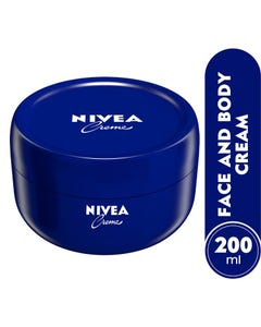 Nivea Cream Plastic Jar 200 ml