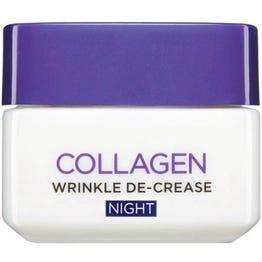 Loreal Cream Wrinkle Decrease (Collagen ) Night 50 ml