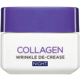 Loreal Cream Wrinkle Decrease (Collagen ) Night 50 ml