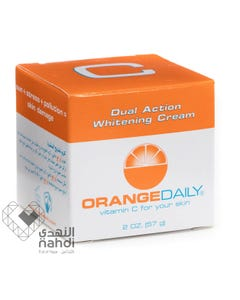 Orange-Daily Cream Whitening 57 gm