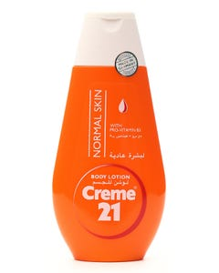 Cream21 Body Lotion Normal Skin 250 ml