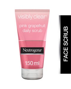Neutrogena Acne Wash Grapefruit Foam Scrub 125/150 ml
