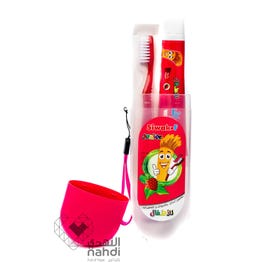 Siwak-F Toothpaste Kit Strawberry 50 gm