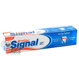Signal Toothpaste Cavity Fighter 120 ml