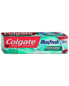 Colgate Toothpaste Maxfresh With Clean Mint 100 ml Green