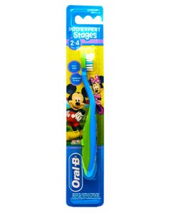 Oral-B Toothbrush Stages Pro-Expert (2-4) Extra Soft