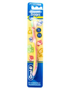 Oral-B Toothbrush Pro-Expert Stages (4-24) Baby Soft