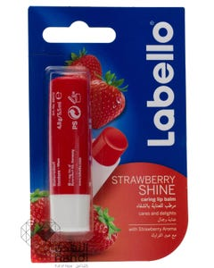 Labello Lip Stick Fruity Shine Strawberry