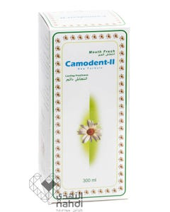 Camodent Mouthwash Mouth Fresh 300 ml