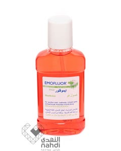 Emofluor Mouthwash Ready 250 ml
