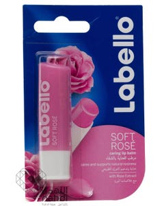 Labello Lip Stick Soft Rose