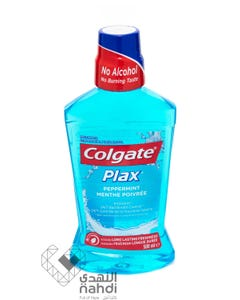 Plax Mouthwash Peppermint 500 ml