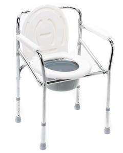 Foshan Commode Chair Fixed 43 cm FS894