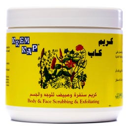 Kap Cream Scrubbing & Exfoliating 500 ml