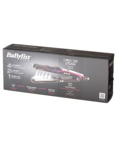 Babyliss Hair Straightener Pro 230 Steam St95sde/St395sde