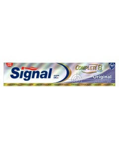 Signal Toothpaste Complete 8 Action 120 ml