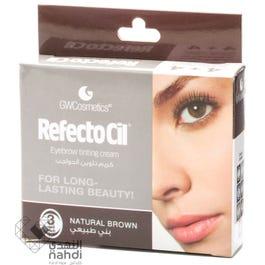 Refectocil Eyebrow Tinting Cream Natural Brown 3
