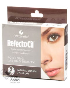 Refectocil Eyebrow Tinting Cream Natural Brown 3