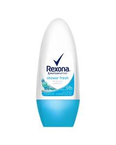Rexona Deo Roll On Women Deoderant Shower Fresh 50 ml