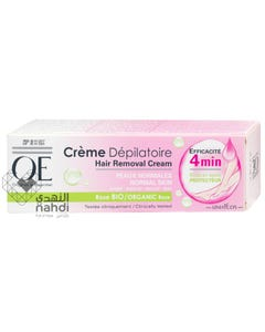 OE Hair Removal Cream With Organic Rose For Normal Skin 100 ml
