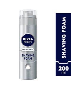 Nivea Shaving Foam Silver Protect 200 ml