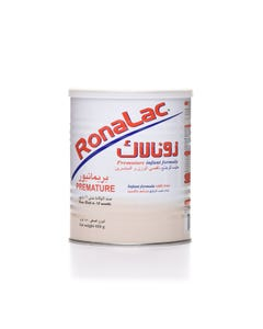 Ronalac Baby Milk Premature 450 gm
