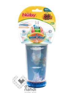 نوبي كوب أطفال عصير بمصاص +12 شهر غير قابل للتقطير 325/330 مل (خالي من BPA)