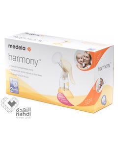 Medela Breast Pump Harmony Manual 0052019 / 0052059