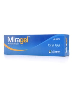 Miragel Oral Gel 40gm