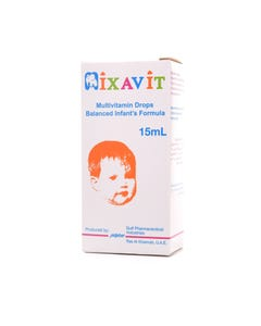Mixavit Oral Drops 15ml