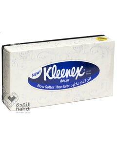 Kleenex Tissues Decor Small100 Tissues