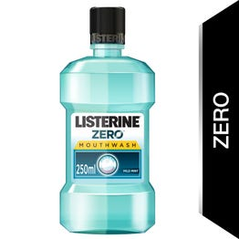 Listerine Mouthwash Zero 250 ml