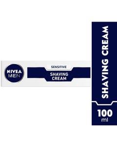 Nivea Shaving Cream for Sensitive Skin 100 ml