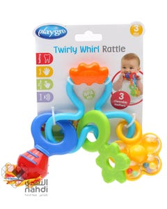 Playgro Twirly Whirl Rattle