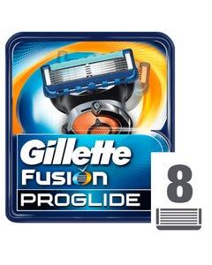 Gillette Blades Fusion Proglide Refill 8 pcs