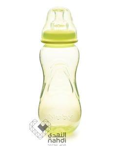 Nuby Feeding Bottle Silicone Nipple (Bpa Free) 1622 300 ml