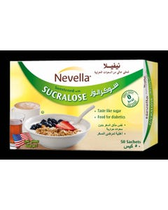 Nevella Sweetner Sachets 50 pcs
