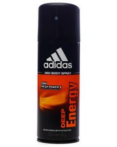 Adidas Deo Spray Deep Energy 150 ml