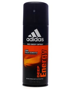 Adidas Deo Spray Deep Energy 150 ml