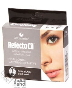Refectocil Eyebrow Tinting Cream Pure Black 1