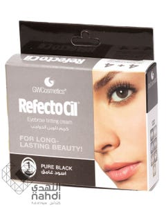 Refectocil Eyebrow Tinting Cream Pure Black 1
