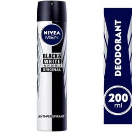 Nivea Deo Spray Invisible Power For Men 200 ml