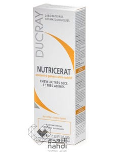 Ducray Nutricerat Hair Serum For Very Dry And Damaged Hair 75 ml
