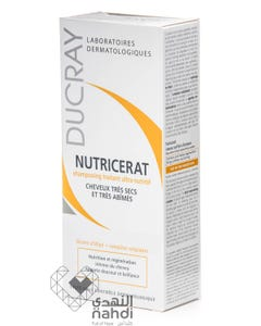 Ducray Nutricerat Hair Shampoo For Very Dry And Damaged Hair 200 ml