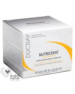 Ducray Nutricerat Hair Mask For Very Dry And Damaged Hair 150 ml