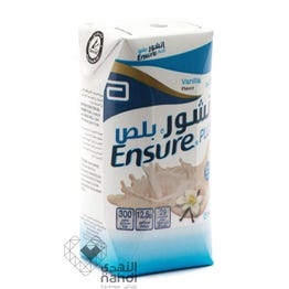 Ensure-Plus Liquid Milk Vanilla 200 ml
