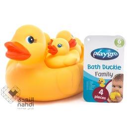 Playgro Bath Duckie Family