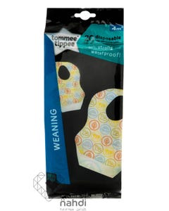 Tommee T Nursery Explora Disposable Bibs X 20 8