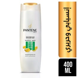 Pantene Shampoo Smooth & Silky 400 ml