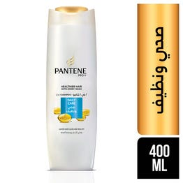 Pantene Shampoo Classic Care (2 in 1) 400 ml